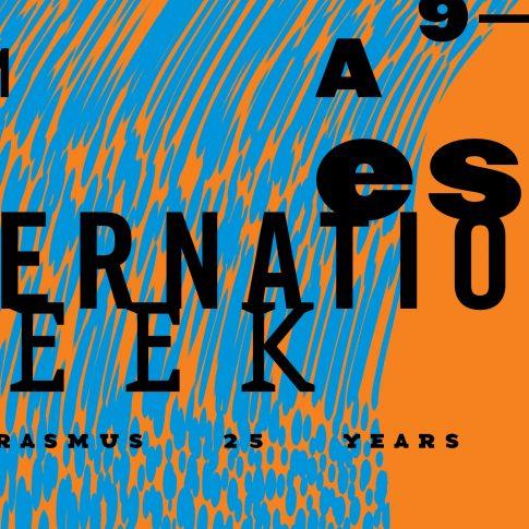 ESAD International Week event identity